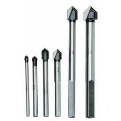 Tile Cutting Tools Harbor Freight by Carbide Tip Glass And Tile Cutting Drill Bit Set 6 Pc