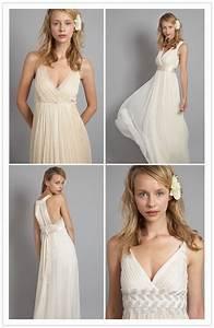Robe Simple Mariage : robes de mariage simple et l gante ~ Preciouscoupons.com Idées de Décoration