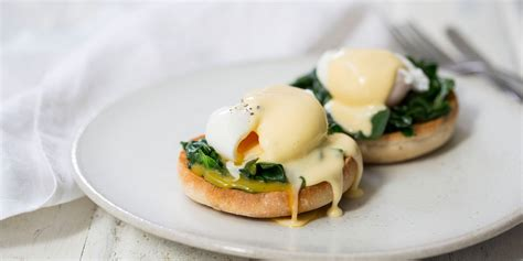 and easy canapes eggs florentine recipe great chefs