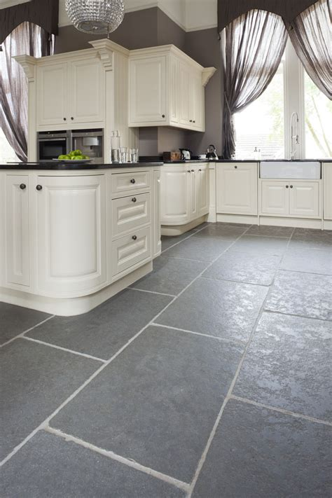 grey slate tiles kitchen taj grey brushed limestone 750 mm x 560 mm x 20 mm 4089