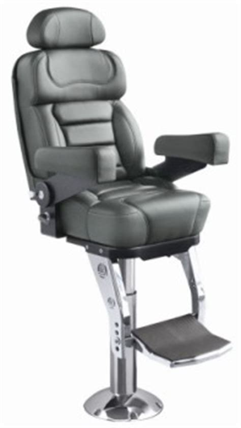 Lebroc Boat Chairs by Llebroc Introduces The New Bandera 2 Helm Chair Great