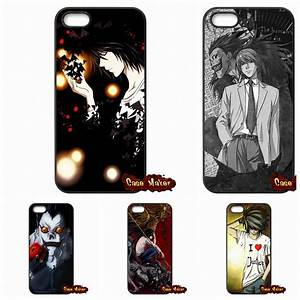 Anime Manga Death Note Cases Cover For Huawei Ascend P6 P7 ...