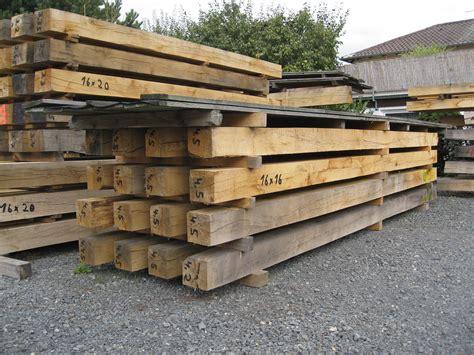 Eiche Kantholz 18x18 Cm Holzwohnengartende