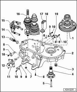 Volkswagen Workshop Manuals  U0026gt  Golf Mk4  U0026gt  Power Transmission  U0026gt  5