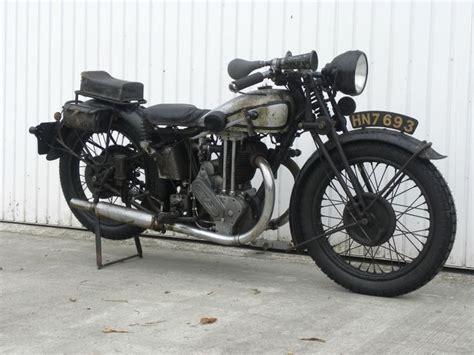 Norton Model 20 500cc 1930