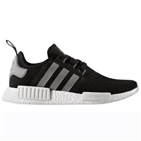 adidas nmd schwarz grau adidas nmd r1 herren running sneaker schwarz wei 223 grau