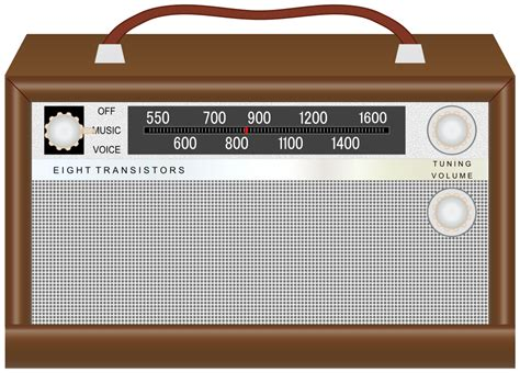 onlinelabels clip art antique radio