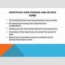Verbs  Ppt Download