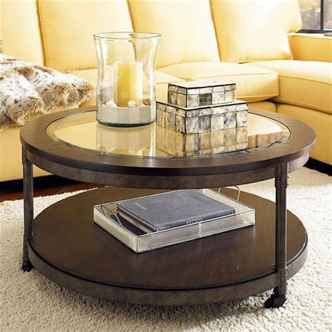 decorated coffee tables how to decorate a round coffee table the minimalist nyc