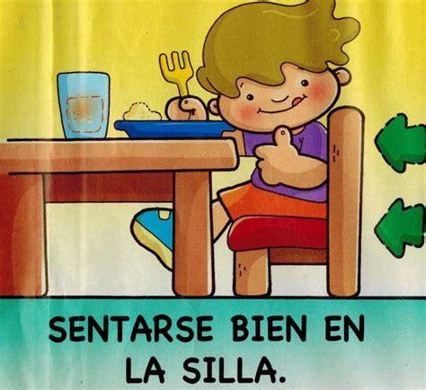 maestra de infantil normas para comer en la mesa h 225 bitos 169 | b5b80336147293bdf14e27533331caff