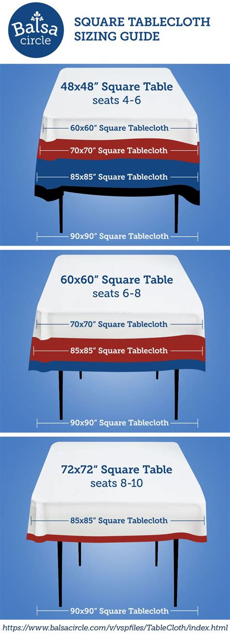 how to make a tablecloth for a rectangular table 17 best images about linen sizing guides on pinterest