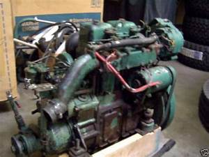 Purchase Volvo Penta Md2 Auxillery Diesel Engine With Rb