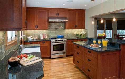 mission oak kitchen cabinets what are mission style cabinets craftsman arts crafts 7536