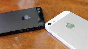 iPhone 5 White vs iPhone 5 Black: Beautiful High ...