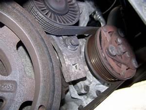 Serpentine Belt Tensioner 2 7l Engine