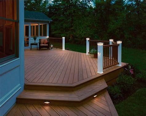 decks without railings design decks and railings new jersey contractors m m construction morristown nj roofing windows