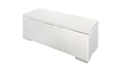 sitzbank für schlafzimmer sitzbank truhe chest schlafzimmer in wei 223 deckel gepolstert