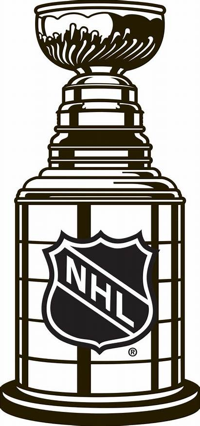 Stanley Cup Clip Clipart Coloring Clipartlook Jay