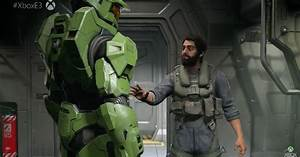 Halo, Infinite, Is, A, Project, Scarlett, Launch, Game