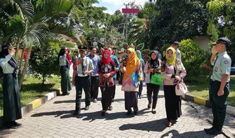 visitasi sekolah adiwiyata provinsi smk negeri  trenggalek