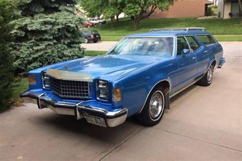 1977 Ford Ltd by Big Bleu 1977 Ford Ltd Ii Wagon