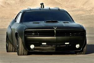 » Fast and furious muscle car