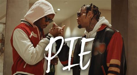 Future  Pie (feat Chris Brown) (official Music Video