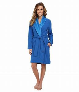 ugg blanche robe in blue lyst With robe blanche 5 ans