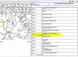 Remplacement Capteur Pression Rail 1 6 Hdi : capteur haute pression carburant c4 picasso goulotte protection cable exterieur ~ Maxctalentgroup.com Avis de Voitures