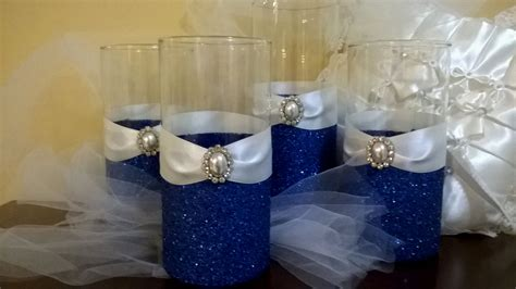 royal blue table decorations table decorations blue