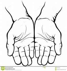 Cupped Hands Illustration | www.imgkid.com - The Image Kid ...