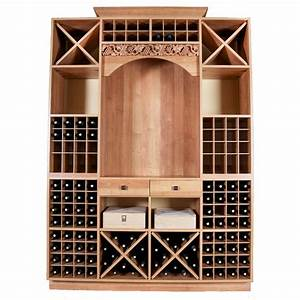 160, Bottle, Wine, Rack, Drawers, Deluxe, Wine, Racks