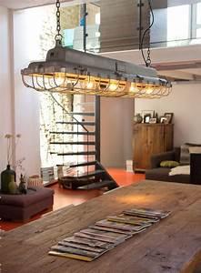 Tischdecken Für Lange Tische : lange fabrik h ngelampe load f r tische und theken die einzig wahre lampe f r den loft style ~ Buech-reservation.com Haus und Dekorationen