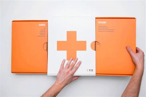 first aid kit concept fubiz media