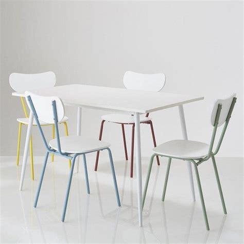 chaise pour cuisine ensemble table ronde et chaise conceptions de maison