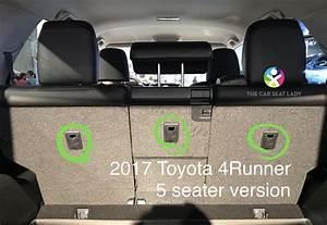 The Car Seat Ladytoyota 4runner