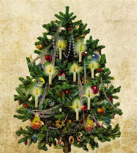 christmas tree origins christmas decore
