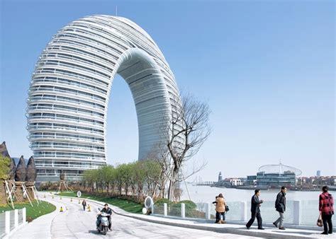 World Of Architecture Sheraton Huzhou Hot Spring Resort