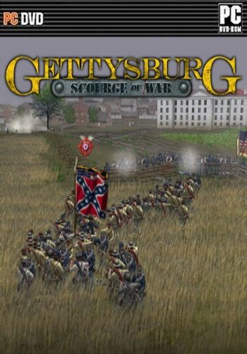 scourge  war gettysburg pc game full version