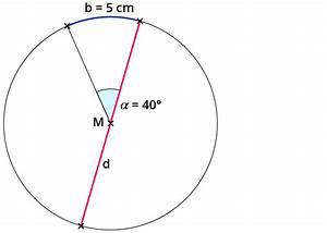 Radius Vom Kreis Berechnen : berechnen von kreisausschnitt und kreisbogen ~ Themetempest.com Abrechnung