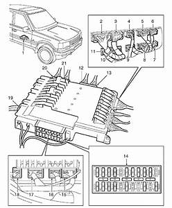 Range Rover Clic Door Lock Wiring Diagram    Wiring Diagram