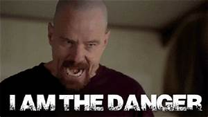 I Am The Danger GIFs - Find & Share on GIPHY