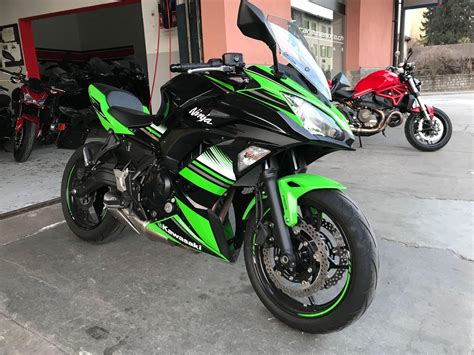 Buy Motorbike Pre-owned Kawasaki Ninja 650 Abs Krt F.lli