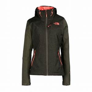 Parka Femme The North Face : the north face thermoball triclimate jacket femme ~ Melissatoandfro.com Idées de Décoration