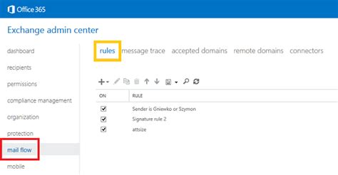 Office 365 Portal Disclaimer by Unternehmensweite E Mail Signatur In Office 365 Mail