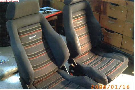 si鑒es recaro busco asientos recaro golf ii demandas compra de todo tipo de piezas de competición