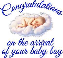 Congratulations On New Baby Boy