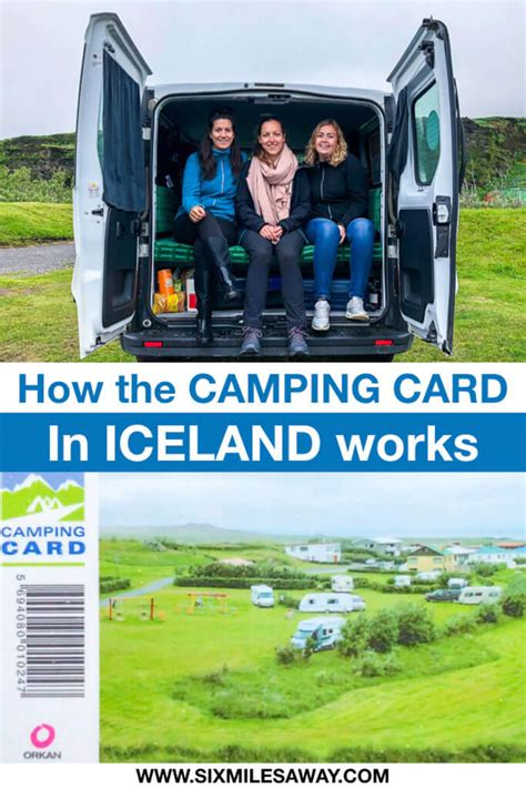 Is a camping car right for you? How the Iceland Camping Card works - everything you need to know