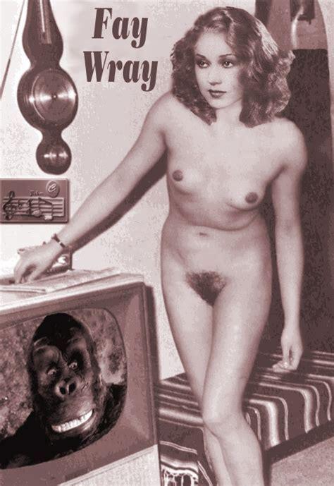 fay wray nude