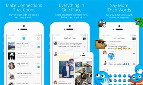 groupme app social iphone apps ios ipad poll screenshot android text devices feature updated which update should windows sms deskop